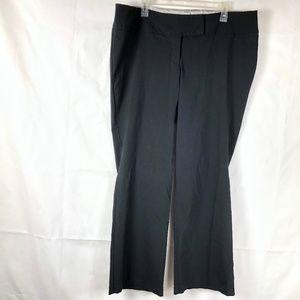 Torrid Women's Black Pants Rayon blend 77P